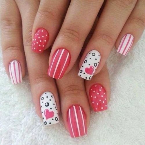 29 Best Valentine S Day Nails For 2019 Hashtagnailart Com
