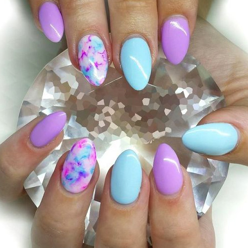 Nail Art Ideas Spring 2018: 24 Best Spring Nails For 2018