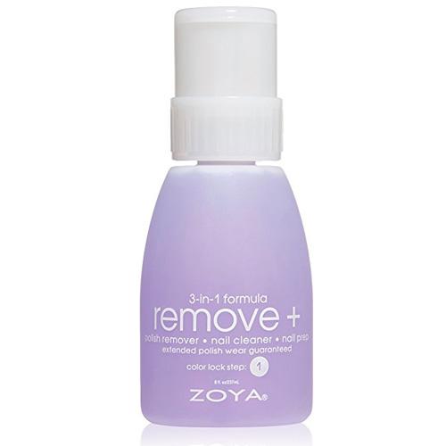 ZOYA Remove Plus 3-in-1 Formula in Big Flipper Bottle ...