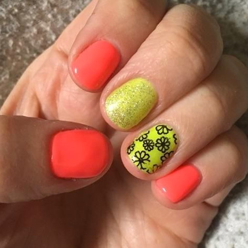 Best Spring Nails 24 Best Spring Nails For 2019 Hashtagnailartcom